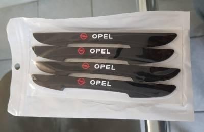 Защитные резиновые накладки на кузов Opel