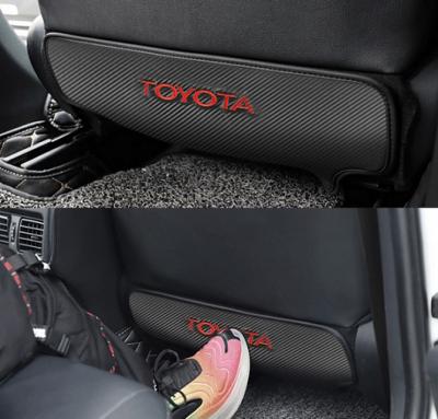 Защитная накладка спинки сиденья Toyota