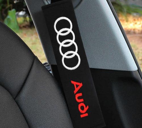 Накладки (чехлы) для ремня безопасности Audi