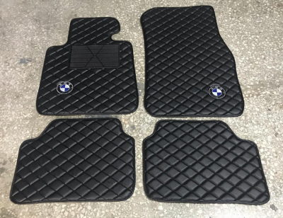 "Коврики салона BMW 5 E34 с эмблемой ""BMW"""