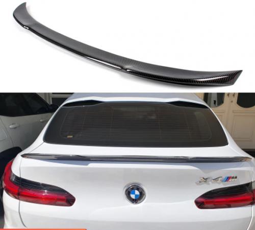 Спойлер на BMW X4 G02 Перформанс карбон