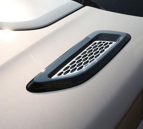 Крышки воздухозаборников Range Rover Evoque / Vogue / Freelander 2 / Discovery 4 / Discovery Sport
