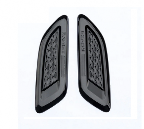 Крышки воздухозаборников Range Rover Evoque / Vogue / Freelander 2 / Discovery 4 / Discovery Sport вар.2