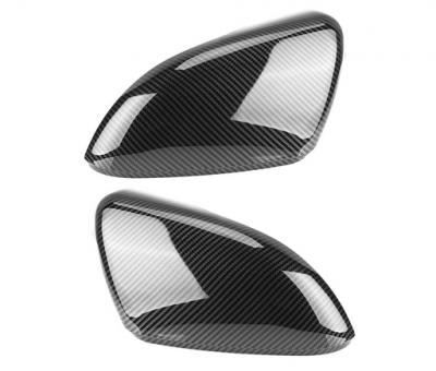 Накладки на зеркала Golf 6 / Touran под карбон