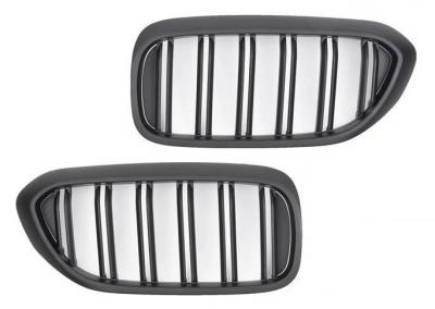 Решетка радиатора (ноздри) BMW G30 / G31 M черная матовая