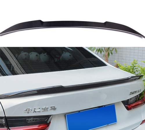 Спойлер на BMW G20 М4 карбон