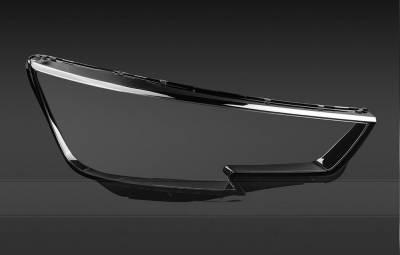 .Оптика передняя, стекла фар AUDI A4 B9