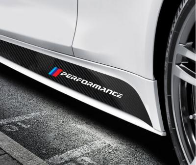 Тюнинговые наклейки на кузов BMW F32 / F33 / F34 / F15 Performance