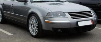 Реснички нижние на VW Passat B5 рестайл