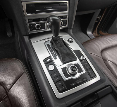 Комплект накладок передней панели салона для Audi Q7