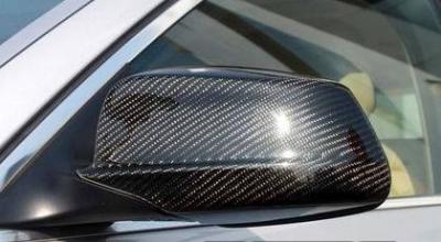Карбоновые накладки на зеркала BMW 5 E60 Performance