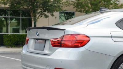 .Спойлер BMW 4 F32 стиль M4, карбон