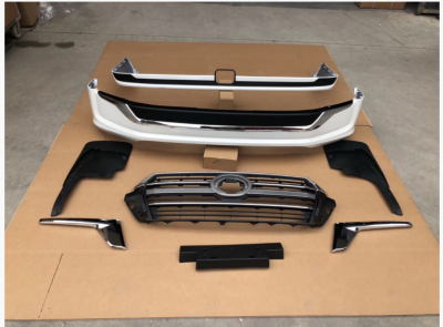 Комплект обвеса Toyota Land Cruiser 200 под 2019 год