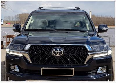 Решетка радиатора TRD Toyota Land Cruiser 200 (2016-...)