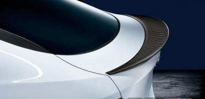 Спойлер BMW X6 E71, карбон