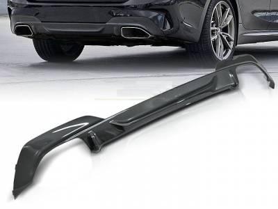 .Накладка заднего бампера BMW 3 G20/G21