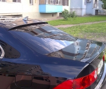 Акция!!! Спойлер козырек на Honda Accord 7