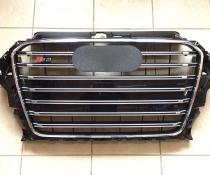 .Решетка радиатора Audi A3 8V стиль S3 (2012-2016)