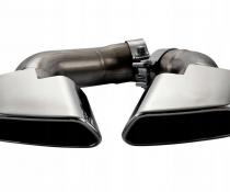 .Насадки глушителя на BMW X5 F15