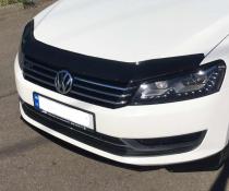 .Накладка переднего бампера на VW Passat B7 (USA)