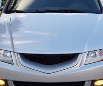 .Облицовка радиатора на Хонда Аккорд 7