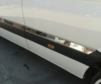 Хром молдинги Mercedes Sprinter 906/ Volkswagen Crafter длинная база