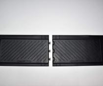 Коврики салона резиновые 2-го ряда универсальные Mercedes-Benz Sprinter