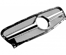 Решетка радиатора на Мерседес X156 стиль AMG