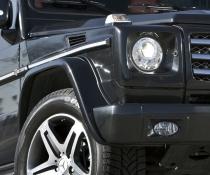 Арки на Mercedes W461 и W463