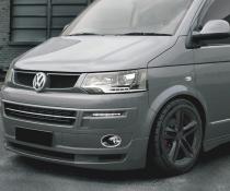 .Накладка переднего бампера VW T5 FL стиль ABT