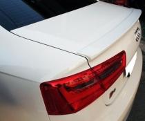 Липспойлер AUDI A6 C7 в стиле S-LINE