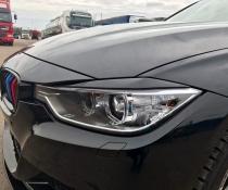 .Накладки на фары (реснички) BMW F30