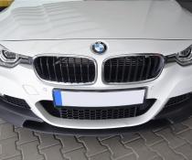 .Накладка переднего бампера (диффузор) BMW F30 / F31 M-PERFORMANCE