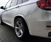 .Накладки на арки (расширители арок) BMW X5 F15