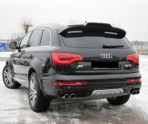 .Спойлер на заднюю дверь Audi Q7