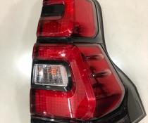 .Оптика задняя, фонари на Toyota LC 150 стиль 2018 года