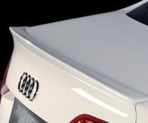 . Спойлер(сабля) для Audi A4 B8