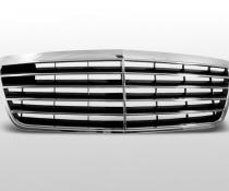Решетка радиатора на Мерседес 210