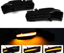 Светодиодные динамические указатели поворота Ford Fusion / Mondeo