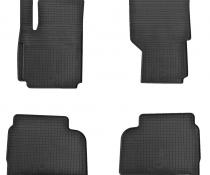 Ковры салона резиновые Stingray Volkswagen Amarok