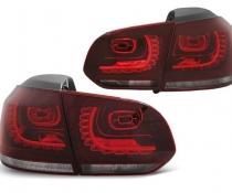 .Оптика задняя, фонари на Фольксваген Гольф 6 (Hatchback)