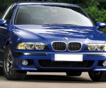 .Бампер BMW m5 e39 передний
