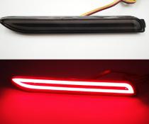 .Задние габаритные огни на Toyota и Lexus дымчатые