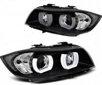 .Оптика передняя, фары на BMW E90