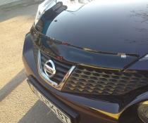 Дефлектор капота мухобойка EGR Nissan Juke