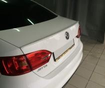.Спойлер лип багажника Volkswagen Jetta 6