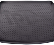 Коврик багажника полиуретановый Norplast Volkswagen Touareg