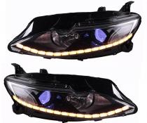 Оптика передняя, фары на Сhevrolet Malibu (2019-...)