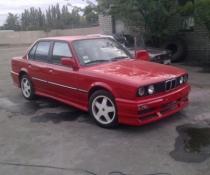 Пороги для BMW e30