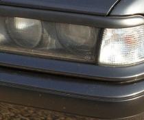 Реснички, накладки фар BMW E36 ABS